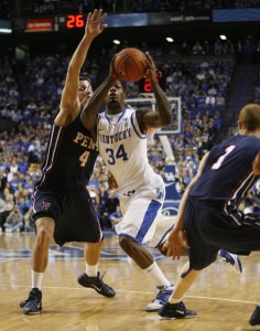 Liggins Is A Tall, Physical Defender, and His Defense Gets Better When He's Shooting Well