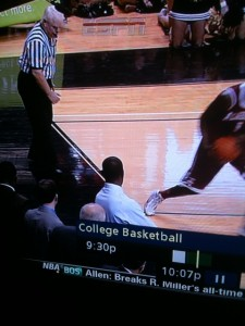 Even If Green Stepped Out, Was It Because Of the Contact From Ezeli? (h/t @ClayTravisBGID)