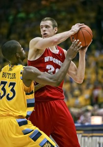 We Don't Expect a Post-Buckeye Hangover From Leuer and the Badgers, But You Never Know