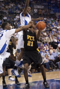 Skeen Leads VCU In Scoring (14.6 PPG), But Is Also Top Ten In the CAA In Rebounding (7.7 RPG) And PP40 (19.0)