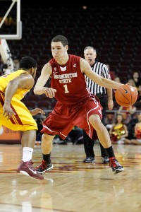 Thompson Will Have To Cancel Out Derrick Williams (No Small Task) For WSU To Topple the Wildcats