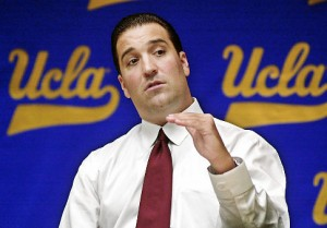 Lavin reached the Sweet 16 or better five times with UCLA.