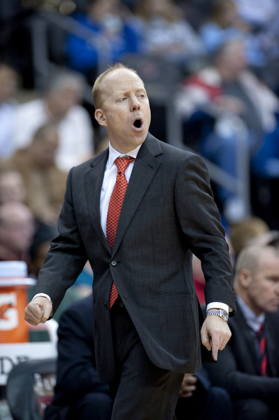 Mick Cronin is Doing a Fantastic Job This Season