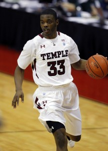 We Don't Expect Randall To Be In the Lineup for Temple, But Then Again, This Is Duke In Prime Time