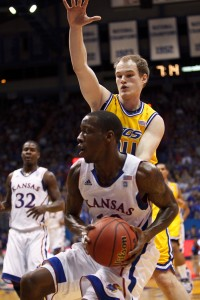 Ty Who? Elijah Johnson Filled In Quite Admirably For KU