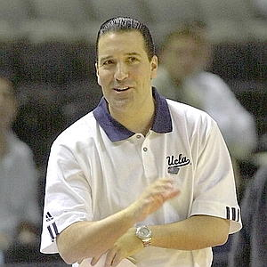 Steve Lavin coached UCLA from 1996-2003.