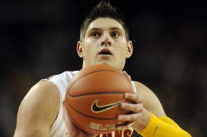Nikola Vucevic and USC a possible bid stealer in two weeks
