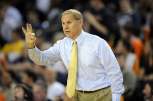 John Beilein is more than just an offensive minded coach. He is a great players' coach.