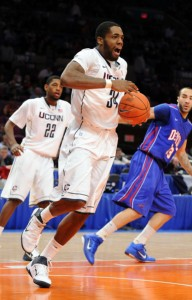 He and His Droogs Dispatched DePaul Last Night; Tonight, Alex Descends Into MSG For a Battle With the Hoyas
