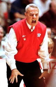 Dick Bennet masterminded the slow-down style that Wisconsin used to reach the 2000 Final Four.