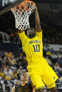 Darius Morris may be gone, but Tim Hardaway Jr. is primed for big things in 2011-12. (Melanie Maxwell/AnnArbor.com)