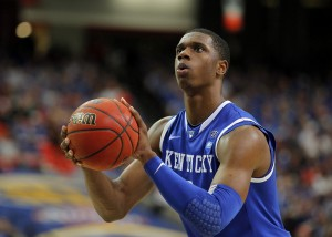 Terrence Jones surprising return to school boosted UK's chances of another FF