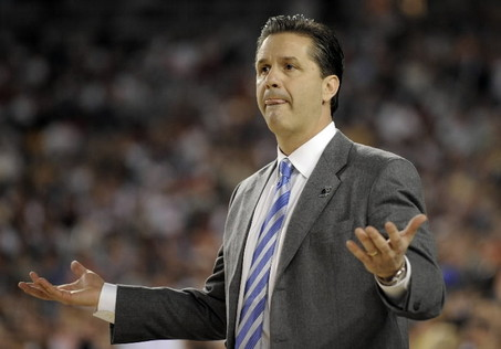 "Will John Calipari's ""tweak"" alter Kentucky's course? We'll know soon."
