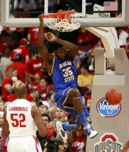 Faried Will Be Missed in the OVC (But Not By His Opponents)