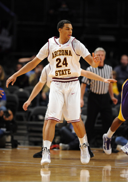 Trent Lockett, Arizona State