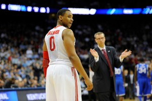 The Buckeyes, led by head coach Thad Matta and big man Jared Sullinger, are easy favorites in the Big Ten.