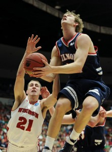 Mick Hedgepeth Leads Belmont In Its Final Season As A Member Of The Atlantic Sun. (Getty Images)