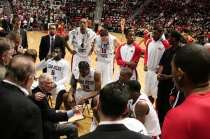 Steve Fisher maxed out an experienced team in 2011, but faces a rebuilding project this season.