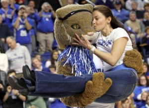 The Cat Hopes This Becomes a Long-Standing Tradition In Any Rupp Arena