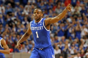 Darius Miller and Eloy Vargas represent the lone seniors for Kentucky