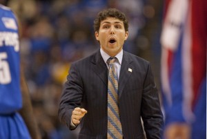 Josh Pastner is now 0-13 Against Ranked Opponents