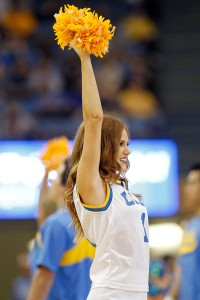 UCLA fans will have plenty to cheer about at  the new Pauley Pavilion.