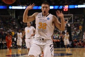 Dalton Pepper appears to know nothing about West Virginia's departure to the Big 12.