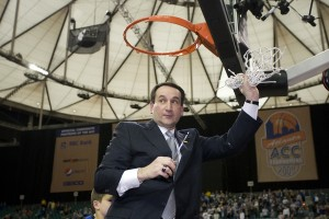 Duke Owns the ACC Tournament Under Coach K, Having Won 13 Over His Career.