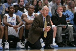 Roy Williams: the face of Carolina basketball