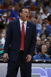 It may be simplistic, but it's true: The Big 12 belongs to Bill Self and Kansas until someone knocks them off.