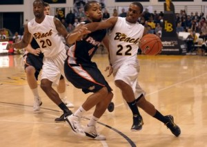 Long Beach State Navigated One Of The Toughest Non-Con Schedules In Recent Memory. (Stephen Dachman)