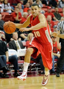 New Mexico's Kendall Williams Leads The Lobos As A Dynamic And Versatile Guard.