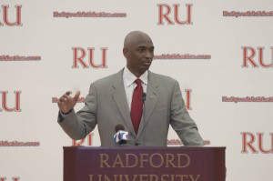 Just Two Years Removed From An NCAA Tournament Appearance, Radford Calls On New Head Coach Mike Jones To Lead The Highlanders. (BigSouthSports.com)