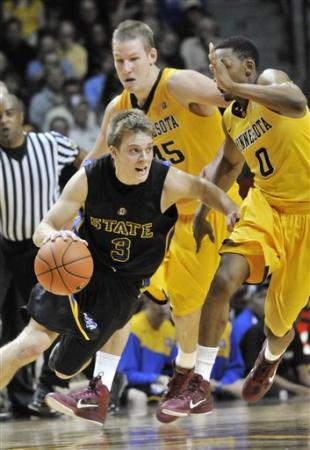 There Aren't Many Chances Left To Catch Nate Wolters In Action.. (AP Photo)