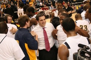 Murray State Head Coach Steve Prohm Resurrected The Racers. Will A High-Major Program Come Calling? (Tab Brockman/Examiner.com)