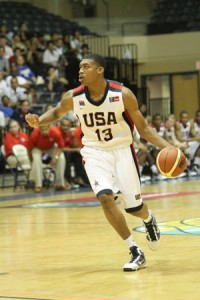 After Enrolling at North Texas, Tony Mitchell Is Finally Set To Take The Court. (USA Basketball)