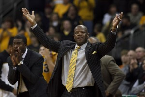 "Mike Anderson will bring the ""Fastest 40 Minutes of Basketball"" to Fayetteville"