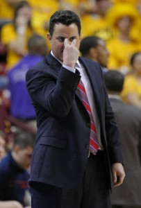 Sean Miller, Arizona