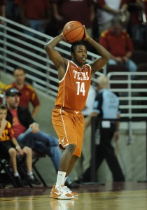J'Covan Brown Is Expected To Lead This Young Longhorn Team.