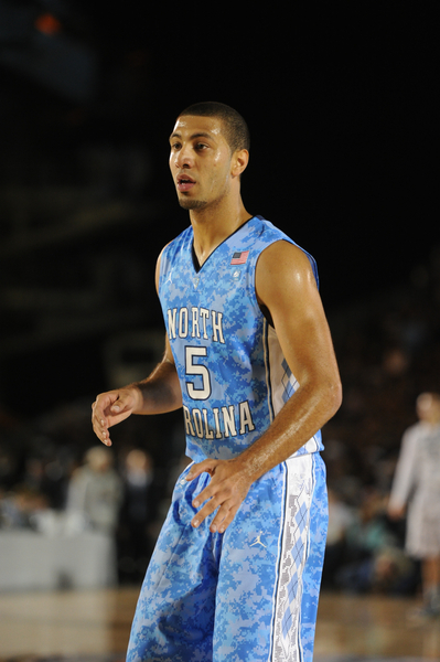 Marshall dons the Carolina powder blues