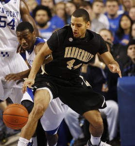 NCAA BASKETBALL: JAN 30 Vanderbilt at Kentucky