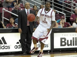 Christian Kabongo And The Aggies Are Looking Impressive In The Scuffling WAC. (NMStateSports.com)