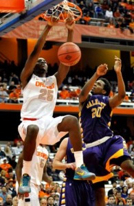 Rakeem Christmas Played His Best Game Monday, But Is It A Trend Or A Fluke?
