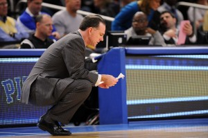 Another year ends in disappointment for Pittsburgh and coach Jamie Dixon