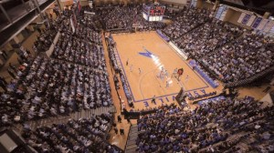 UNC Asheville Opened Up Its New Digs, But With A Loss To North Carolina.