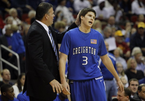 Doug McDermott's Own Dad Ruined His Chance for a Career High (AP Photo/Charlie Neibergall)