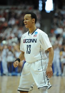 Shabazz Napier Stepped Up When His Team Needed Him Most.