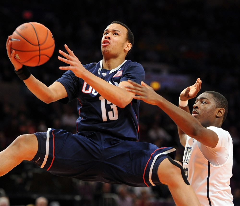 Shabazz Napier Was A Big Reason UConn Stayed Competitive This Season