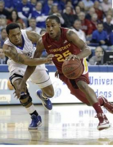 Tyrus McGee Plays Hard for Coach Fred Hoiberg