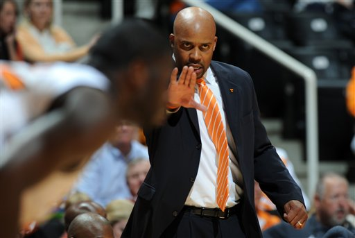 Cuonzo Martin Missed a Good Opportunity This Weekend (AP/Adam Brimer)